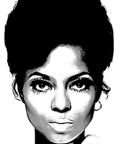 Diana Ross by CDM
